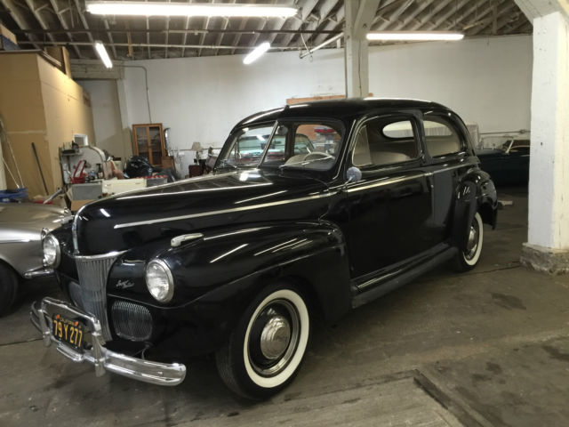 1941 Ford Other Deluxe