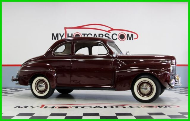 1941 Ford Deluxe Coupe 1941 Ford Deluxe Coupe
