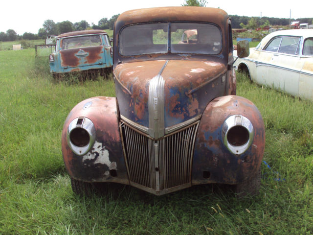 1941 FORD PICKUP 1940 -1941 FORD 1/2 TON TRUCK for sale