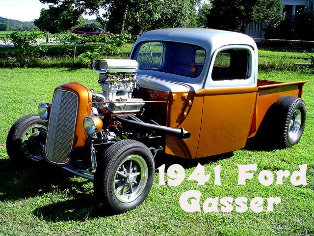 1941 Ford Other Pickups GASSER