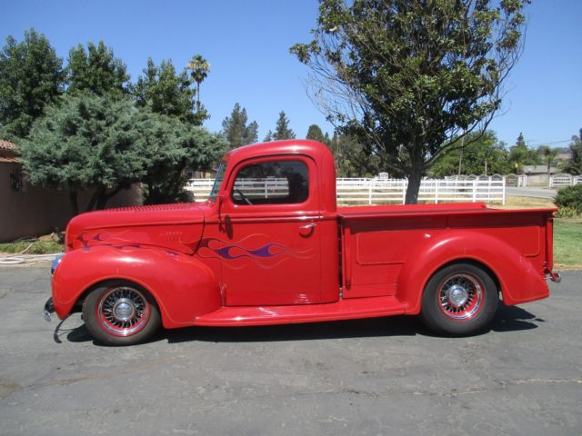 1941 Ford Other Pickups Base
