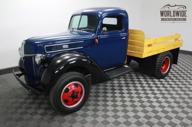 1941 Ford RARE 4X4 ULTRA RARE MARMON HERRINGTON 4 WHEEL DRIVE!