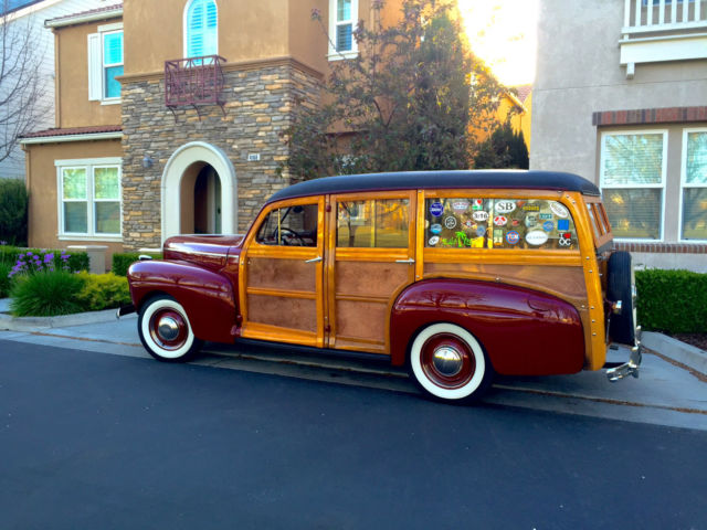 1941 Ford Other Woodie Woody Wagon