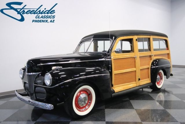 1941 Ford Other Woody Wagon