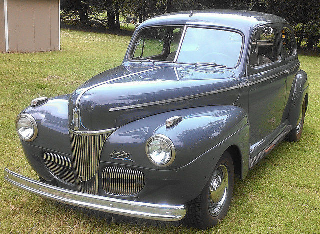 1941 Ford Other Tudor