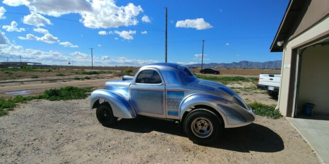 1941 glass coupe ,gasser,hotrod,ratrod