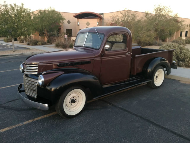 1941 GMC Other 1/2 Ton Pickup Truck Short Bed