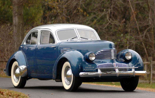 1941 Other Makes Custom Hollywood Model Model 113 Supercharged