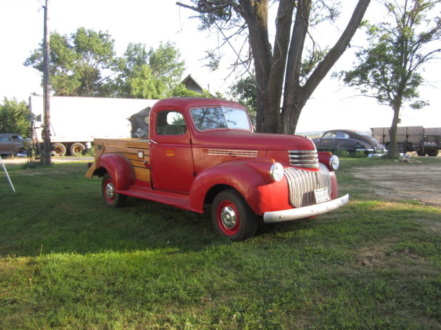 1941 Chevrolet Other Pickups