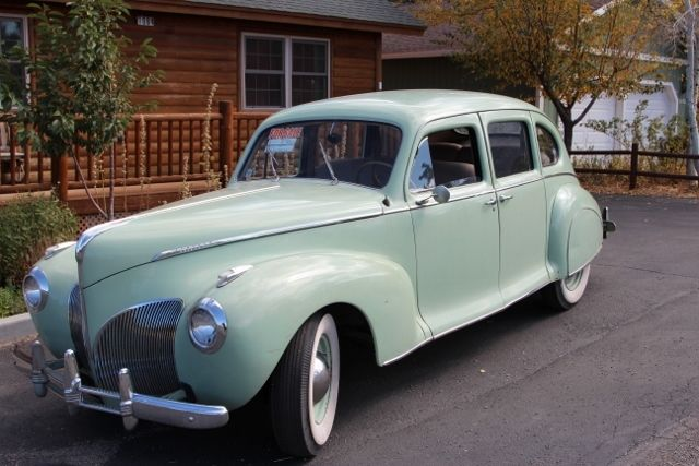 1941 Lincoln Zephyr For Sale  Photos  Technical