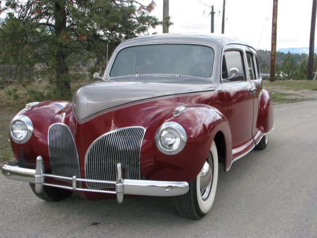 1941 Lincoln Continental Zephyr,Limo-Resto-Mod