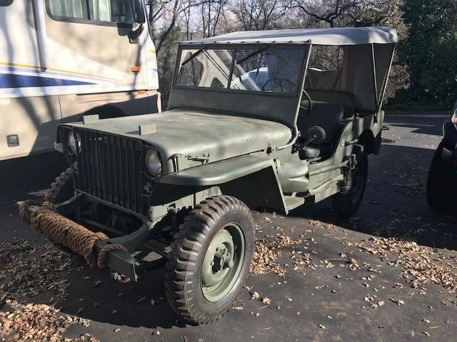 1941 Willys MB