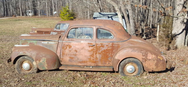 1941 packard 120 coupe parts or restore for sale photos technical