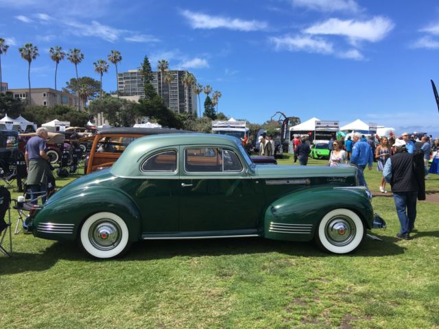 1941 Packard 160 Club Cpe