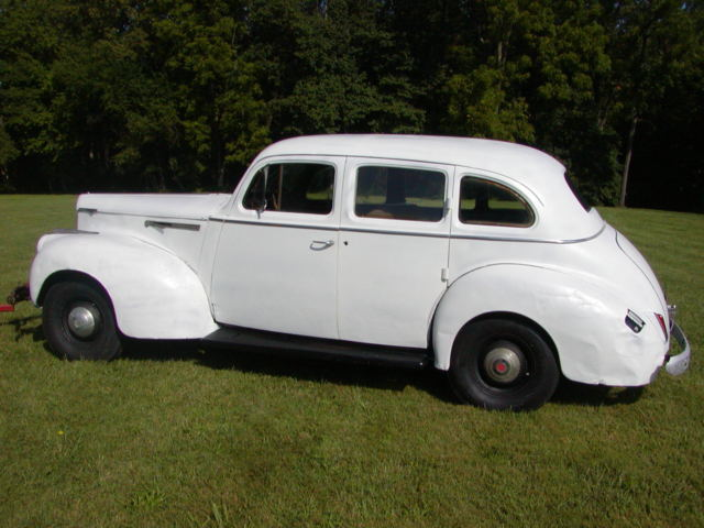 1941 Packard 4 door sedan
