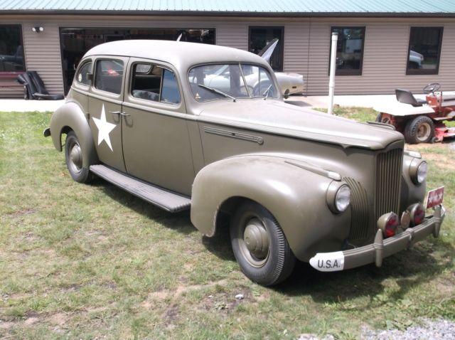 1941 Packard 4 Door Sedan - Suicide Doors & 1941 Packard 4 Door Sedan - Suicide Doors for sale: photos ... Pezcame.Com
