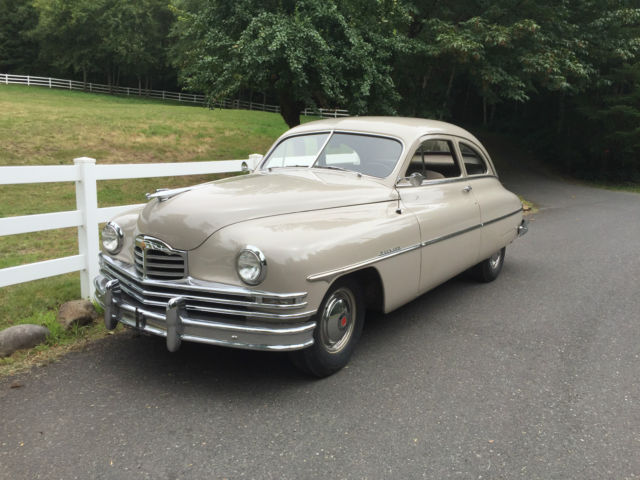 1949 Packard CLUB EIGHT COUPE
