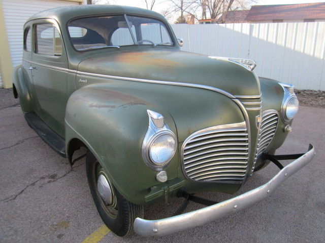 1941 Plymouth P11 Standard