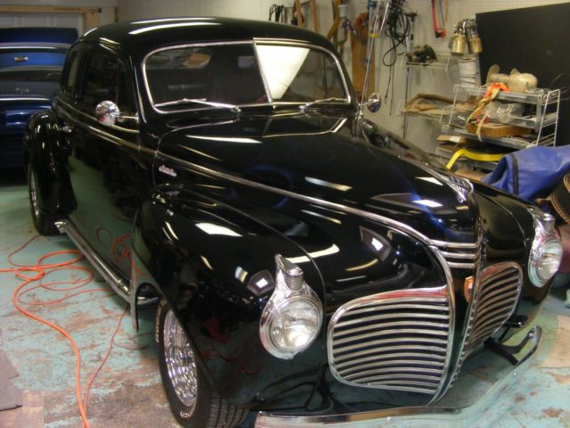 1941 Plymouth Other Business coupe