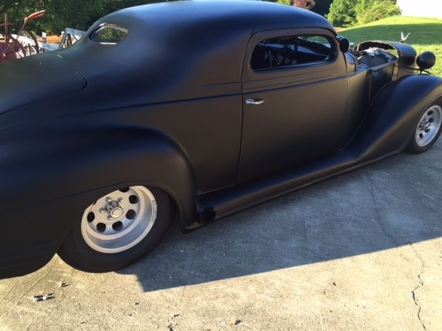 1941 Plymouth Coupe Coupe