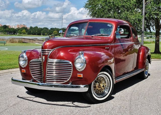 1941 Plymouth Other Club Coupe Custom 1 of 994