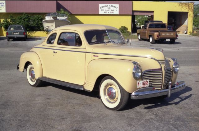 1941 Plymouth Other Coup