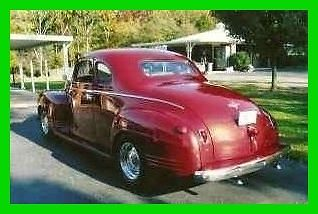 1941 Plymouth P12 Special Deluxe Business Coupe