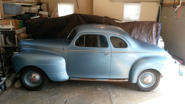 1941 Plymouth Other base coupe 2 door
