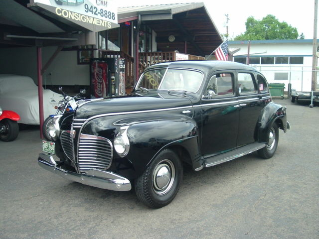 1941 Plymouth Other Special Deluxe