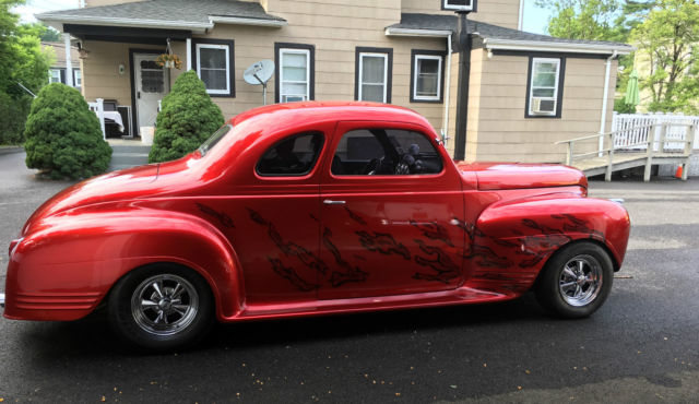 1941 Plymouth Special Deluxe Hot Rod  Automatic Small Block Power Steering  For Sale  Photos