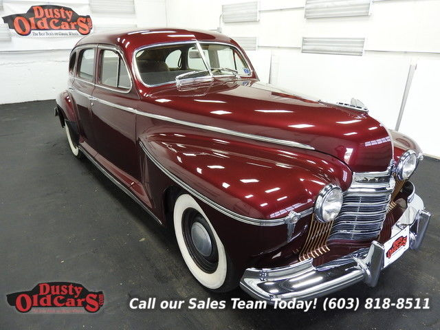 1941 Oldsmobile Dynamic 76 Runs Drives Body Inter Excel 3.6L I6 3 spd manual