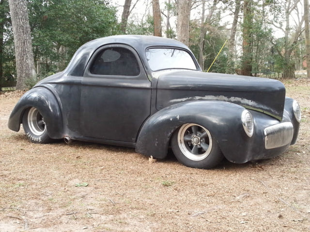 1941 Willys willys coupe