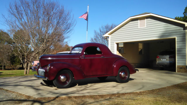 1941 Willys Americar 4-41 Coupe