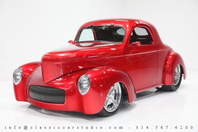 1941 Willys-  							 							show original title