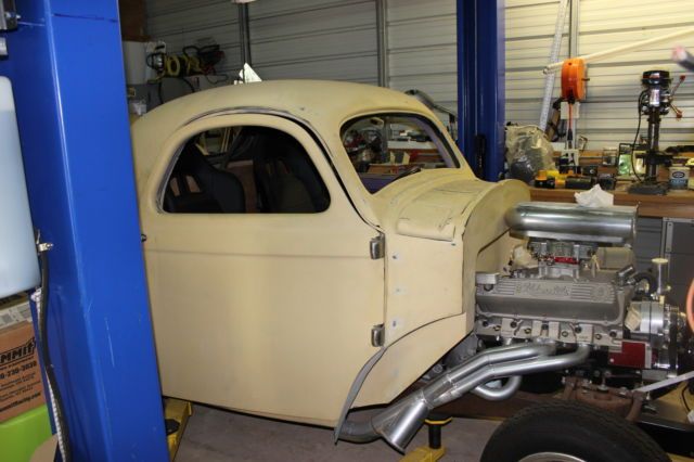 1941 Willy U0026 39 S Coupe Project 95  Finished For Sale  Photos  Technical Specifications  Description