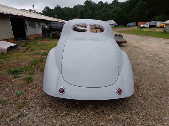 1941 willys new fiberglass body new tube chassis roller project rat hot rod for sale photos. Black Bedroom Furniture Sets. Home Design Ideas