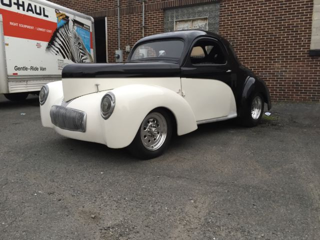 1941 Willys Coupe  Willys street Rod