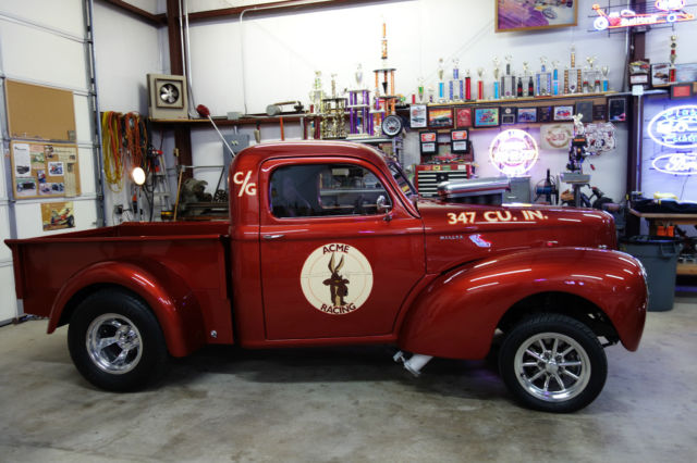 1941 Willys Willys Pick up