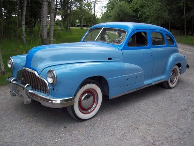 1942 Buick Special Series 40-B