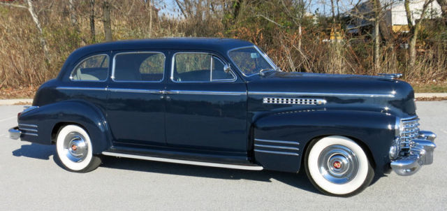 1942 Cadillac Fleetwood Limousine