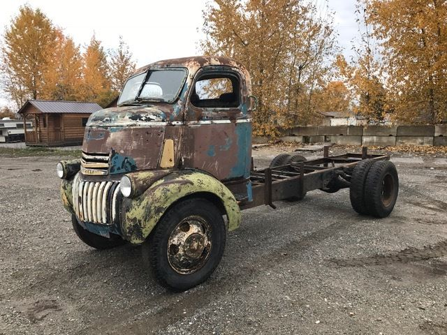 1942 Chevrolet Other COE