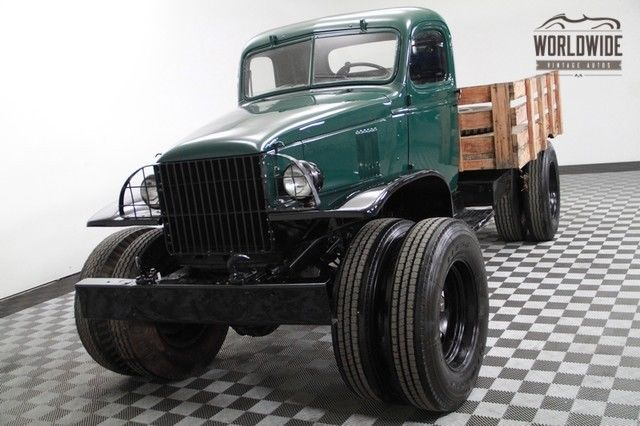 1942 Chevrolet Other RARE 8 WHEEL DRIVE!