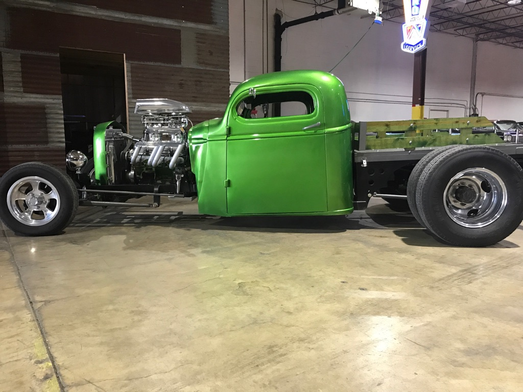 1942 Chevy Kustom Hot Rod For Sale Photos Technical Specifications Coe Truck Chevrolet Other Pickups Prevnext