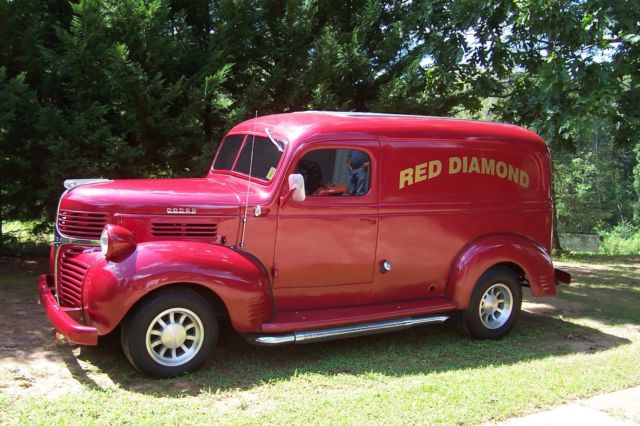 1942 Dodge Other Pickups PANEL TRUCK