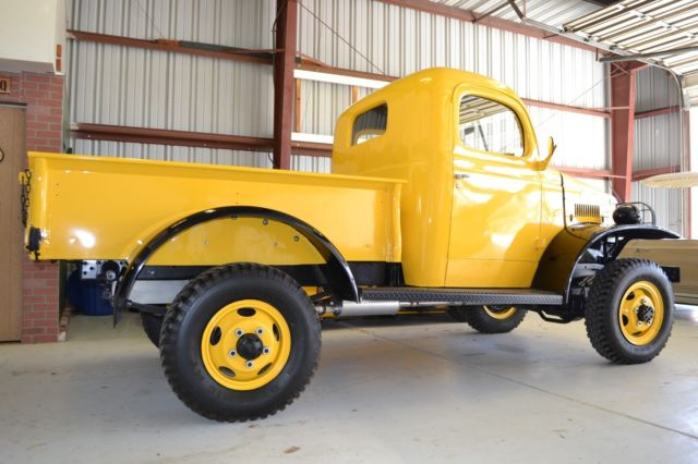 1942 Dodge Power Wagon
