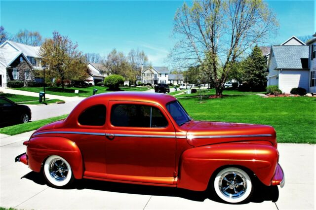 1942 FORD COUPE RESTOMOD HOT STREET ROD not 1940 1939 1946