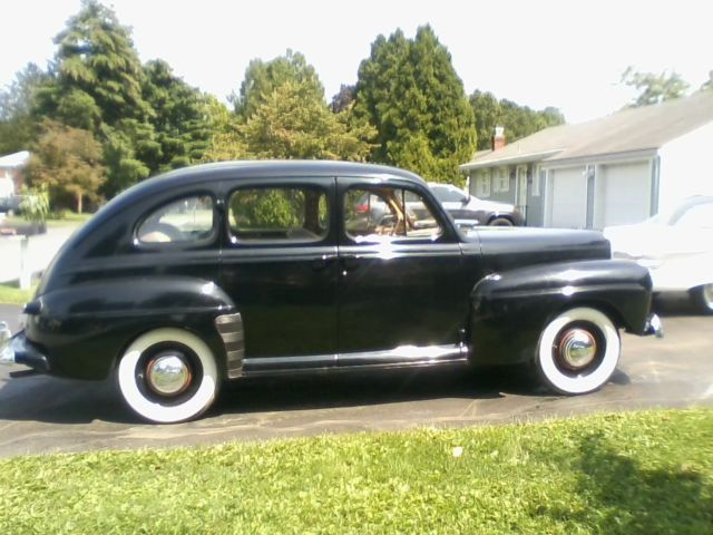 1942 ford super deluxe 4 door sedan for sale photos technical 32 Ford 4 Door Sedan condition used make ford