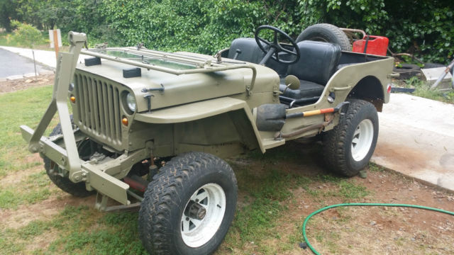 1942 Jeep Other FORD SCRIPT