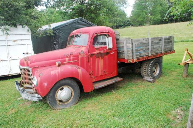 1942 International Harvester Truck