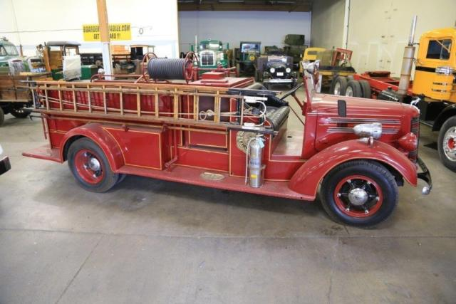 1942 Other Makes District Pumper